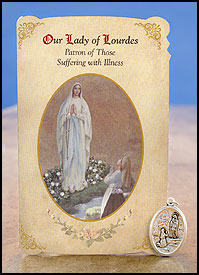 Our Lady of Lourdes: General Healing